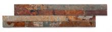 39b Schiefer multicolor/spaltrau 10x40 - Hansas Plaadimaailm