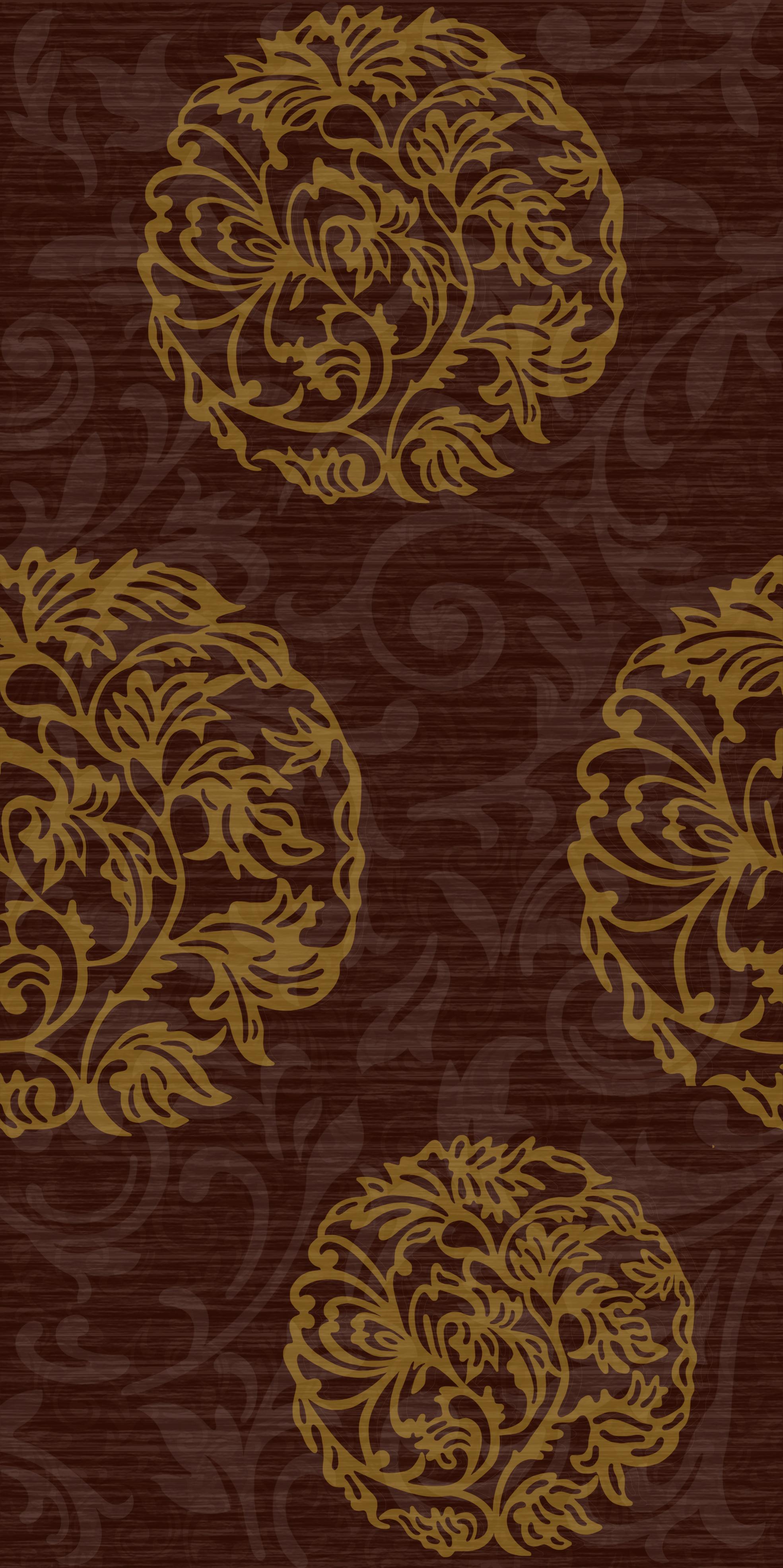 01b Dekoor Rustico brown BMF566 25x50 - Hansas Plaadimaailm