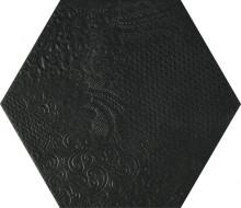 60a Milano black R9 25x22 - Hansas Plaadimaailm