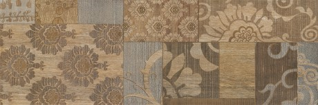 110b Dekoor Code 519 pastoral beige/brown 2 30x90 - Hansas Plaadimaailm
