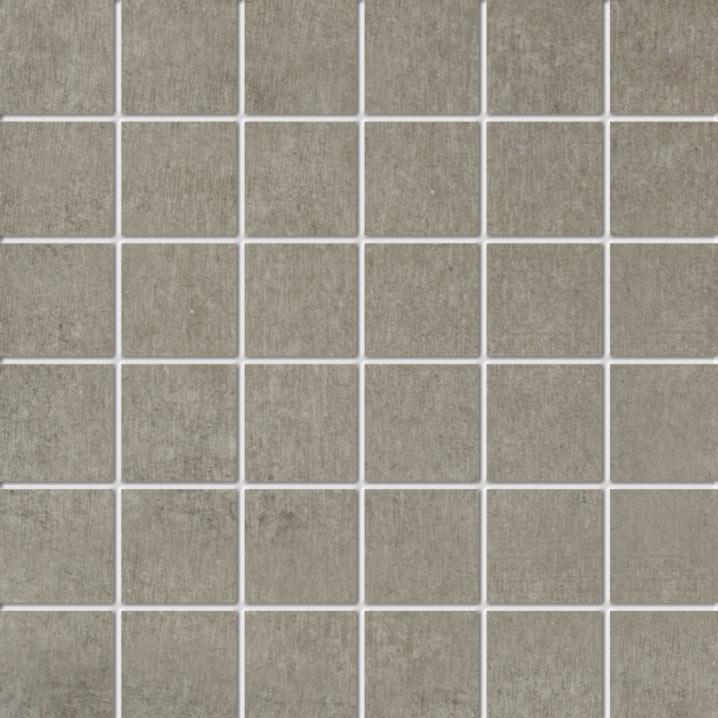 96c2 Docklands olivegrau mosaik 5x5 - Hansas Plaadimaailm
