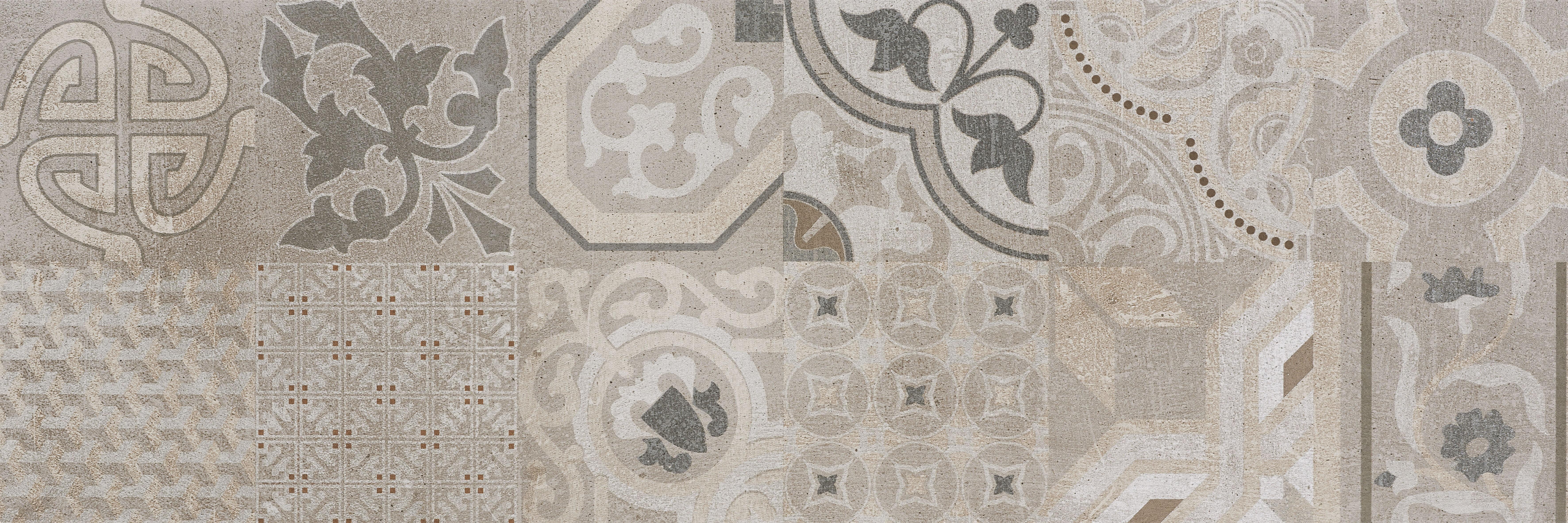 111 Dekoor Code 561 Beton grey matt 30x90 - Hansas Plaadimaailm