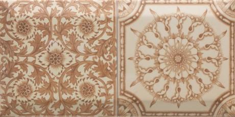 29b Antique marron 10x20 - Hansas Plaadimaailm