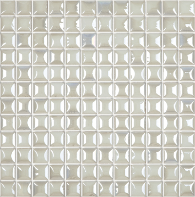 Mo Edna White 2,5x2,5 - Hansas Plaadimaailm