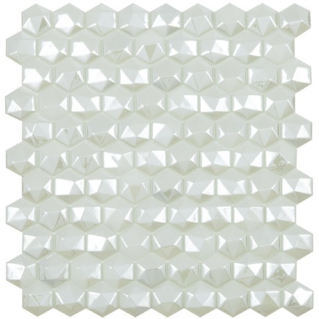 Diamond white 350/D 3,5x3,5 - Hansas Plaadimaailm