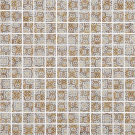 Mo Tanger Brown 4501 2,5x2,5 - Hansas Plaadimaailm