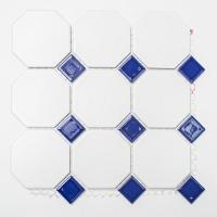 Mo 02A Octa blau 9,5x9,5 - Hansas Plaadimaailm