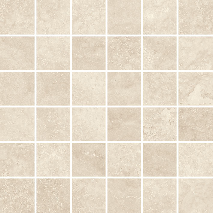 Mosaiik Mineral Spring beige matt 2706 MI20 5x5 - Hansas Plaadimaailm