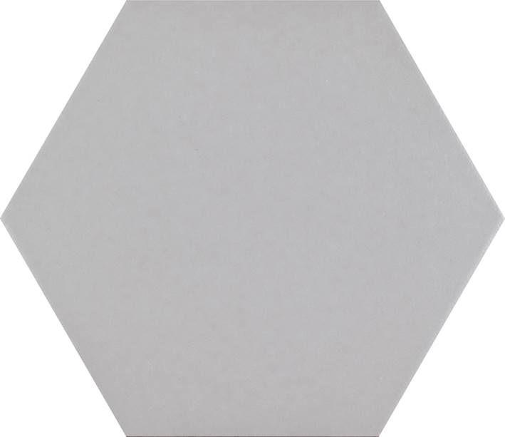 Basic silver hex 22x25 R9 - Hansas Plaadimaailm