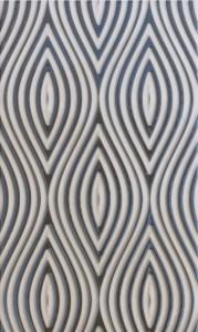 Dekoor Opal grey 25x50 - Hansas Plaadimaailm