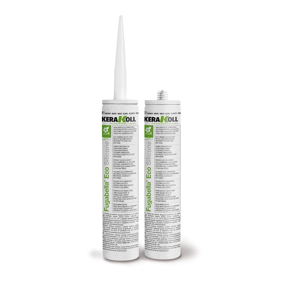 Kerakoll Fugabella Eco sil 44 Cement grey 310ml - Hansas Plaadimaailm