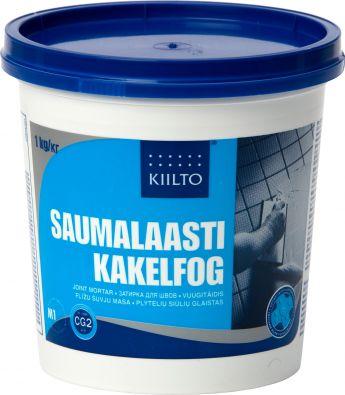 Kiilto vuugitäidis 29 helebeez 1kg - Hansas Plaadimaailm