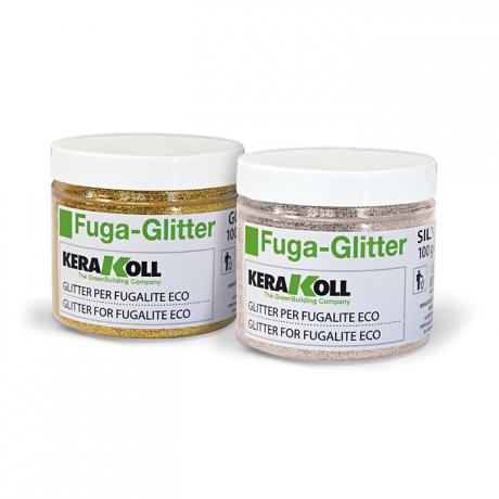 Fuga Glitter silver 100g - Hansas Plaadimaailm