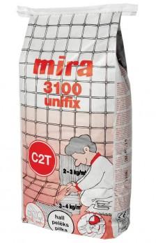 Mira 3100 unifix hall, C2T 25kg - Hansas Plaadimaailm