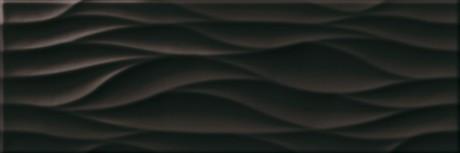 Waves black 20x60 - Hansas Plaadimaailm