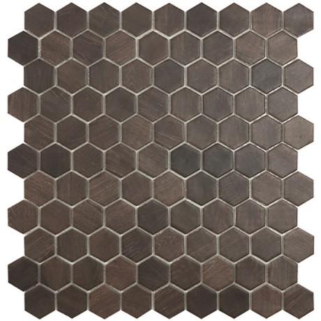 Mosaiik Legend Fungi 4219 hex 35x35x5mm (317x307mm) - Hansas Plaadimaailm