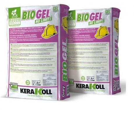 Biogel no limits grey 25kg - Hansas Plaadimaailm