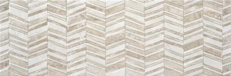 Bowland grey mosaic mate 20x60 - Hansas Plaadimaailm