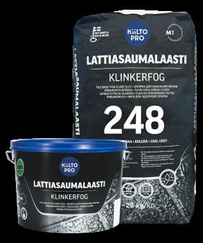 Kiilto vuugitäidis 244 tumehall 3kg - Hansas Plaadimaailm