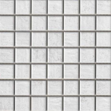 Inside-Out zementgrau R10/B 2,5x2,5 - Hansas Plaadimaailm