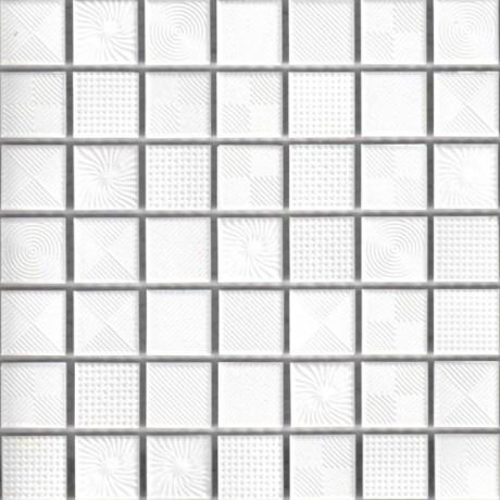 LINE ART WHITE HX01035J 23x23mm - Hansas Plaadimaailm