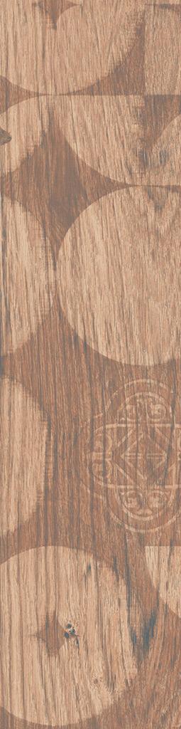Lodge decor beige matt 2742-HW11 R9 rect. 20x120x1,1 I sort - Hansas Plaadimaailm