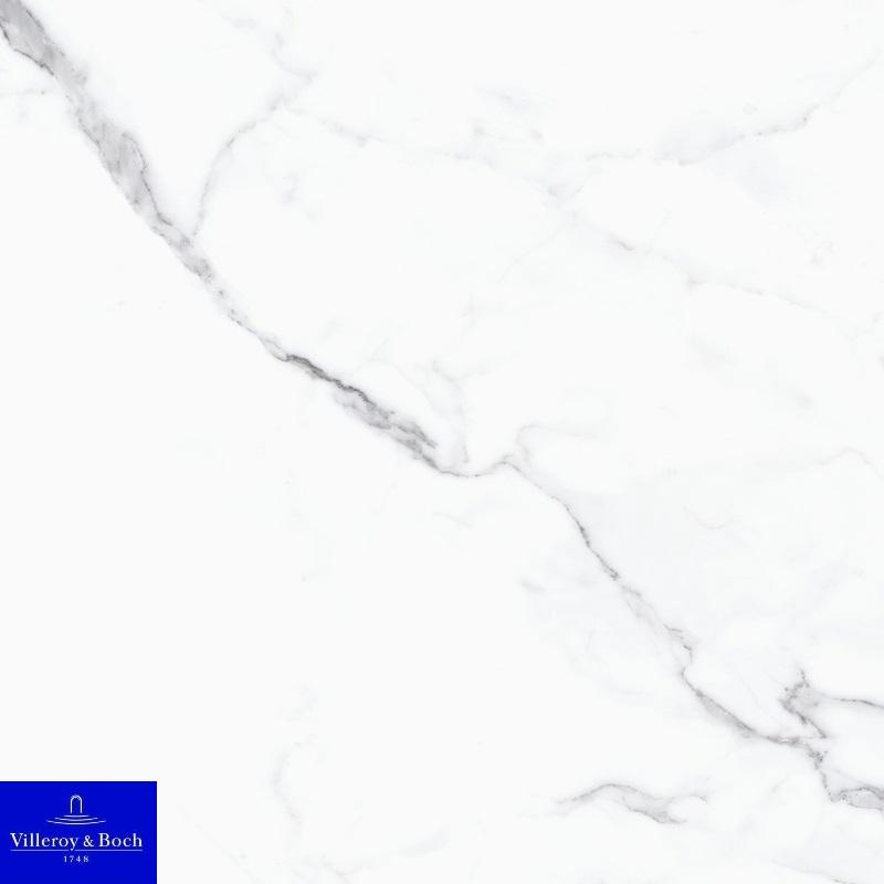 Nocturne white lappato 2660-ZN1L rect. 60x60x1 - Hansas Plaadimaailm