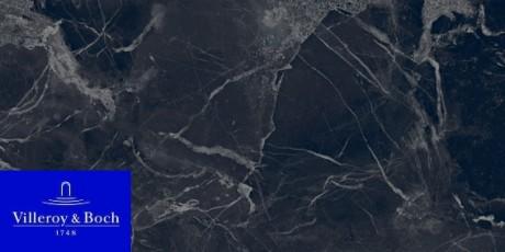 Nocturne black lappato 2730-ZN9L rect. 60x120x1 - Hansas Plaadimaailm