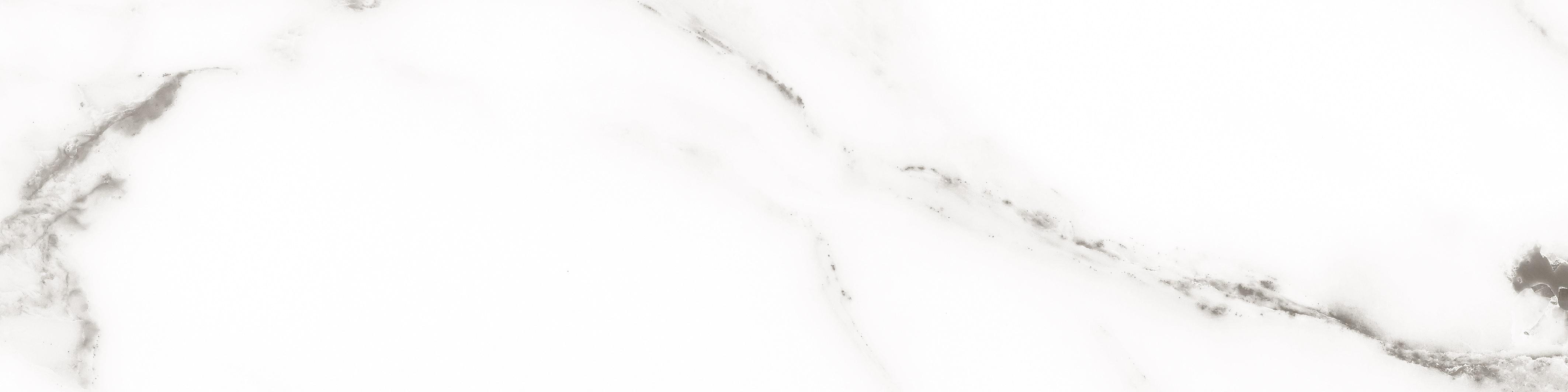 Tatoo white matt 7,5x30x0,8 - Hansas Plaadimaailm