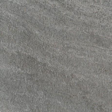 Quarzite soft multigrey 15973 R10/B rect. 60x60x0,95 I sort - Hansas Plaadimaailm